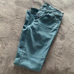 JBrand NWOT Print Pants